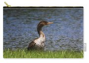 Double-crested Cormorant 4 Carry-all Pouch