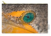 Double-crested Cormorant's Emerald Eye Carry-all Pouch