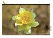 Double Headed Daffodil Carry-all Pouch