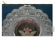 Double Headed Eagle Carry-all Pouch