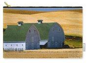 Double Palouse Barns I Carry-all Pouch