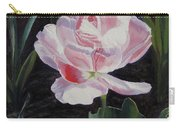 Double Sassy Tulip Carry-all Pouch