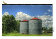 Double Silos Carry-all Pouch