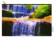 Double Waterfall Carry-all Pouch by Bill Cannon
