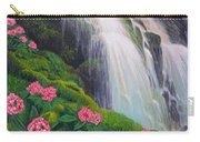 Double Hawaii Waterfall Carry-all Pouch