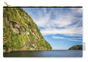 Doubtful Sound Opening To Tasman Sea Carry-all Pouch