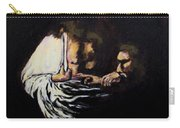 Doubting Thomas Carry-all Pouch by Clyde J Kell