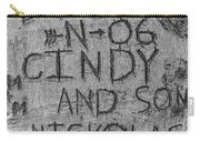 Doug And Cindy Carry-all Pouch