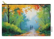 Douglas Holloway - Painting Carry-all Pouch