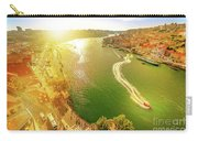 Douro River At Sunset Carry-all Pouch