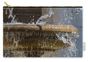 Water Of The Doves Carry-all Pouch