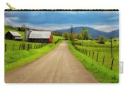 Down A Country Lane Carry-all Pouch