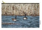 Down At The Bay Carry-all Pouch