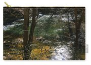 Down By The Creek Carry-all Pouch