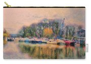 Down By The Riverside Carry-all Pouch
