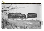 Down On The Farm Bw Carry-all Pouch