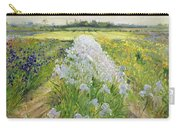 Down The Line Carry-all Pouch by Timothy Easton