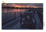 Down The Overholser Dam Carry-all Pouch