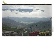 Down The Valley At Snowmass Carry-all Pouch
