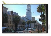 Down Town Charleston Carry-all Pouch
