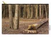 Down Tree Carry-all Pouch