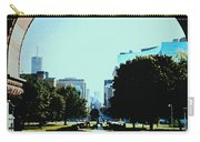 Down University Avenue Carry-all Pouch