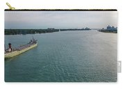 Downbound At Belle Isle Carry-all Pouch
