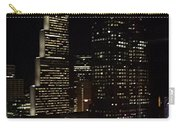 Downtown Atlanta Lights Carry-all Pouch