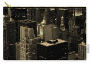 Downtown Chicago At Sunset Carry-all Pouch