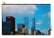 Downtown Chicago Carry-all Pouch