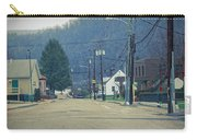 Downtown Harlan Carry-all Pouch