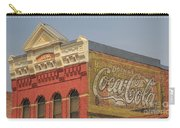 Downtown Livingston Montana Carry-all Pouch
