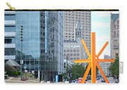 Downtown Milwaukee Carry-all Pouch