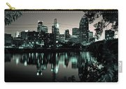 Downtown Minneapolis At Night II Carry-all Pouch