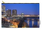 Downtown Nightlife Carry-all Pouch