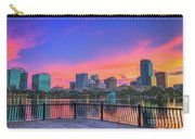 Downtown Orlando Florida  Carry-all Pouch