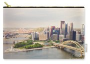 Downtown Pittsburgh Pennsylvania Carry-all Pouch