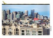 Downtown San Francisco Carry-all Pouch