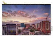 Downtown San Jose From City Heights Carry-all Pouch