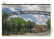 Downtown Silver City Carry-all Pouch
