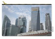 Downtown Singapore Carry-all Pouch