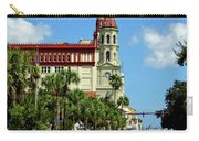 Downtown St Augustine Carry-all Pouch