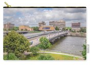 Downtown Waterloo Iowa  Carry-all Pouch