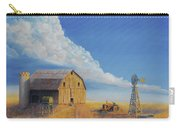 Downtown Wyoming Carry-all Pouch