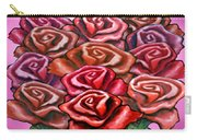 Dozen Roses Carry-all Pouch