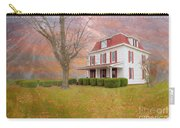Dr Claude T. Old House Carry-all Pouch