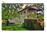 Dr. Knisley Covered Bridge Carry-all Pouch