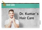 Dr. Kumar's Hair Care Clinic, Hair Transplant Services, Hair Transplant Doctors Carry-all Pouch