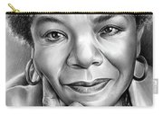 Dr Maya Angelou Carry-all Pouch