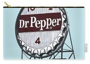 Dr Pepper Landmark Sign Roanoke Virginia Carry-all Pouch